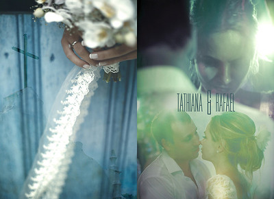 Vertical Album - Tathiana & Rafael