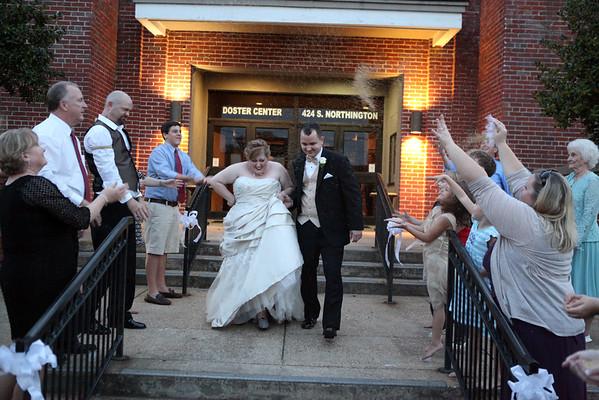 Matt + Hope : The Wedding