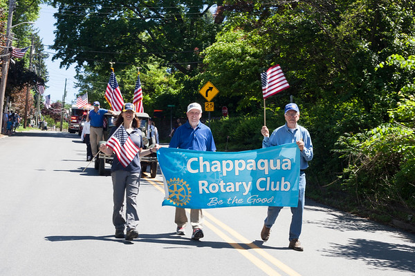 Memorial Day, Chappaqua Rotary 2019