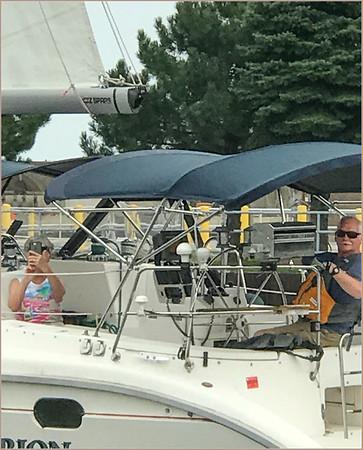 The PaddleTavern Pontoon Boat