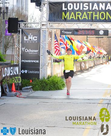 The Louisiana Marathon 2019