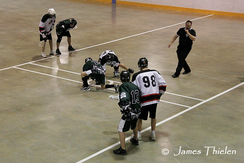 Okotoks Ice vs Calgary Bandits May 13, 2006