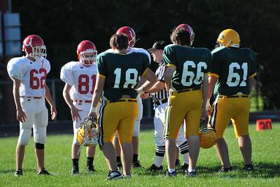 Freshman Football - DCG 2010