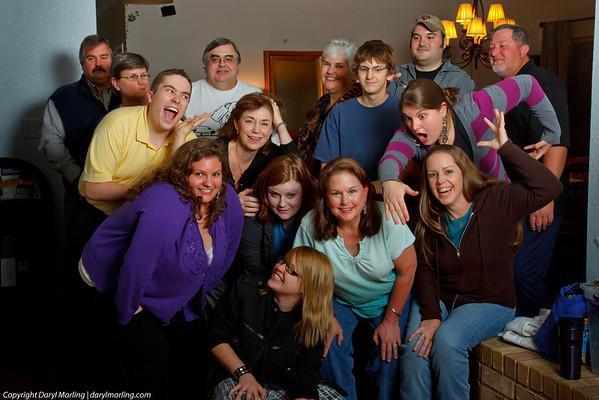 20111127 Evans Family Thanksgiving