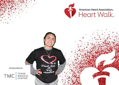 AHA Heart Walk TMC