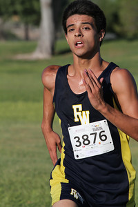 Tucson High Cross Country 2012
