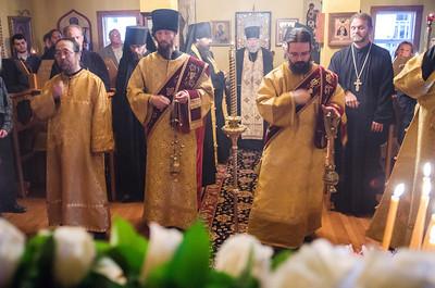 Feast of St. Panteleimon (2014)