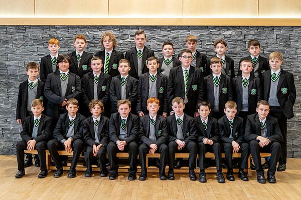 St Malachy's Class Photos '19