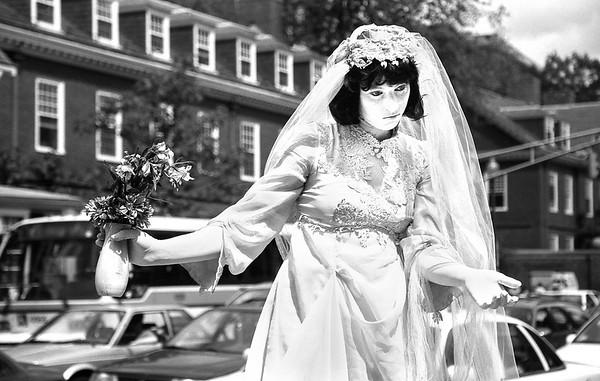 The Bride - Amanda