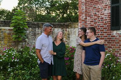 Julie White & Family