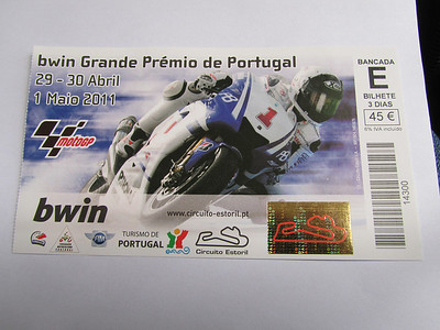 Moto GP Estoril 2011