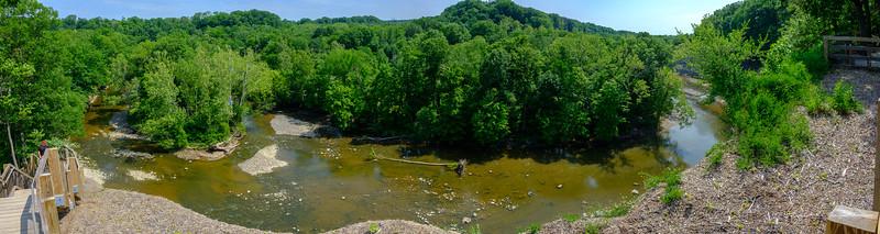 Rocky River pano