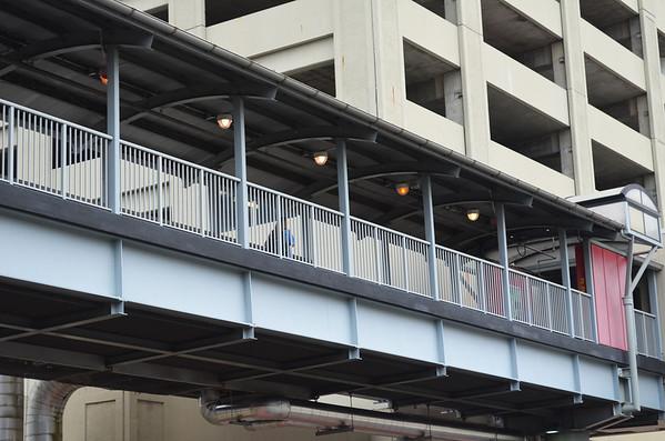 LSU Medical Walkway <br> New Orleans, LA