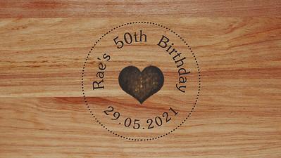 29.05 Rae's 50th Birthday