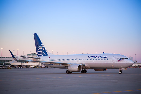 Current Copa Airlines
