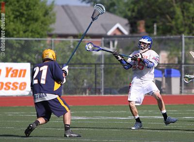 Penn Yan Lacrosse 5-23-12