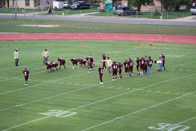 8th Colts vs Medina Valley Football