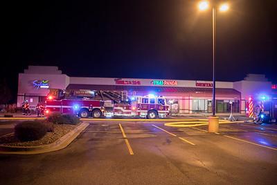 5616 S Gibraltar Fire