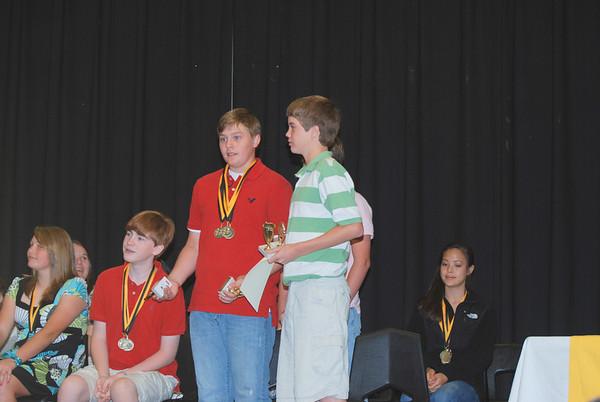 Oak Grove Awards Day 5-4-09