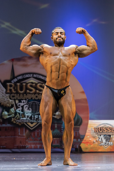 Bodybuilding Novice Lightweight