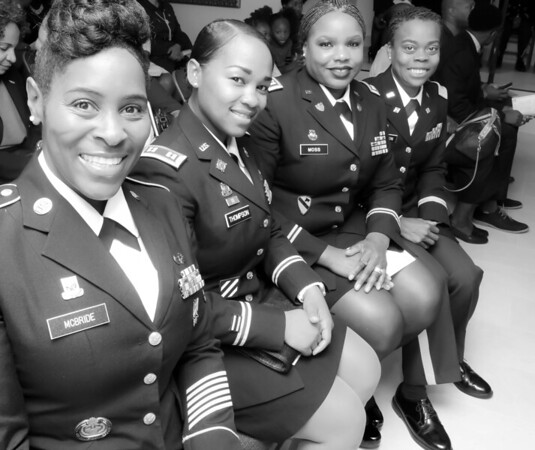 Zeta Phi Beta Sorority Inc. - Military Appreciation Reception
