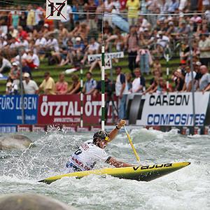 ICF Canoe Kayak Slalom World Cup Augsburg 2010