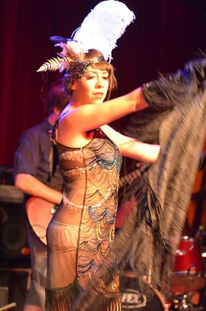 AMDEF 2014 Burlesque Dancer 1