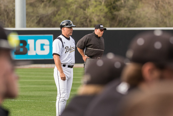 Purdue Baseball vs IPFW 2015-4-15