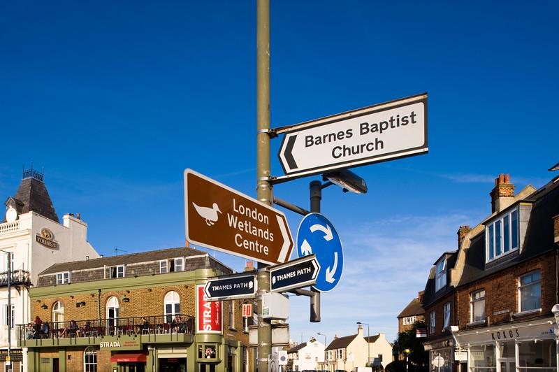 Barnes, SW13, London, United Kingdom
