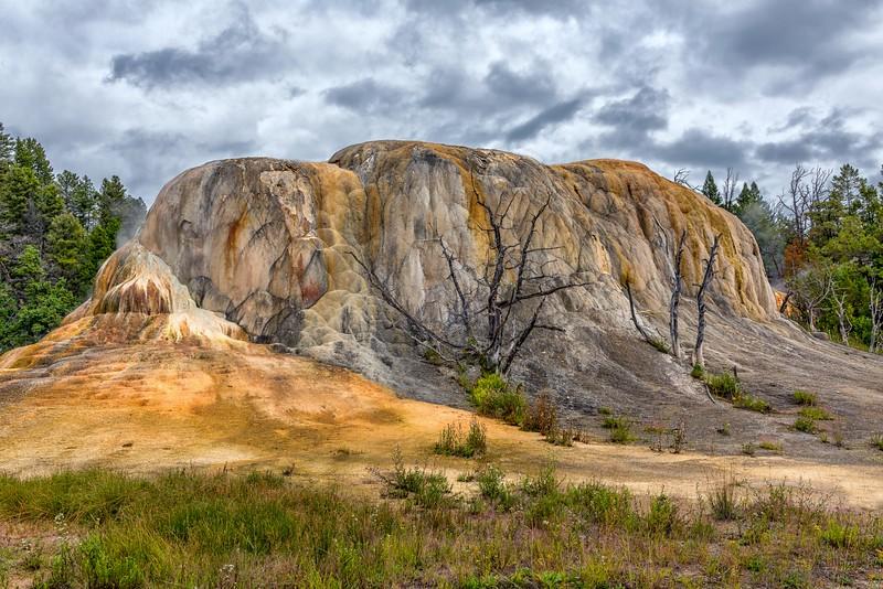 The Orange Spring Mound