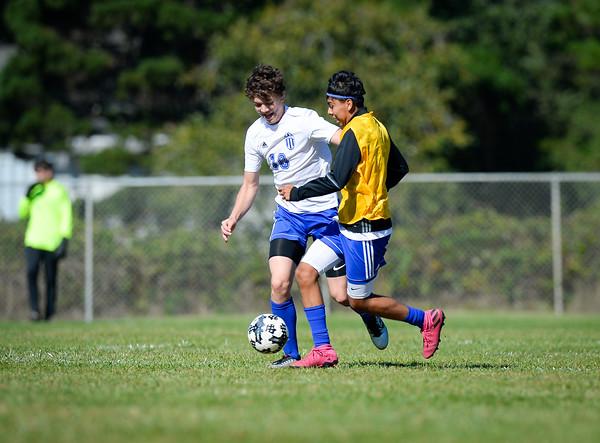 Boys Soccer Games