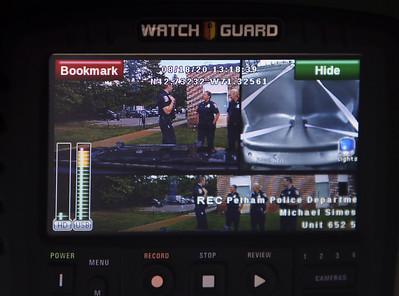 Pelham police body cameras 081820
