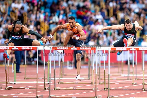 IAAF Diamond League, Alexander Stadium, Birmingham, 18th August 2018