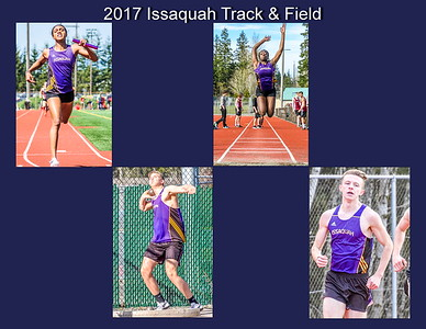 2017 Issaquah Track & Field