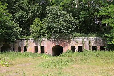 Geleide wandeling Fort van Steendorp