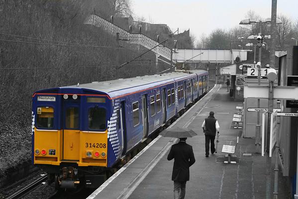 March 2013 railway photos