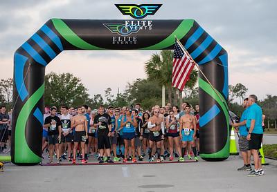 Paradise Coast Half Marathon & 5k - 2020