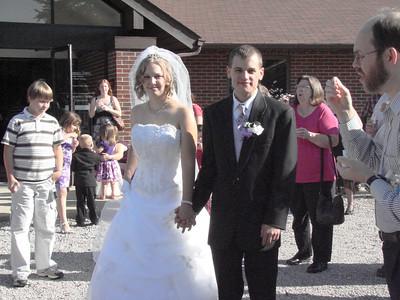 10-9-10 Danielle & Josh Wedding extras