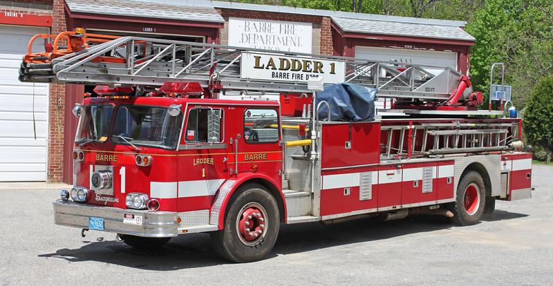 Retired.  Ladder 1.  1977 Seagrave.  100' RMA