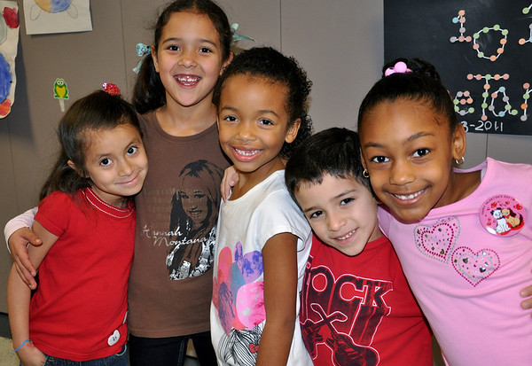 Brookhollow Elementary Valentines Day Party