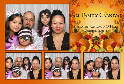 Sheraton Chicago O'Hare - Fall Carnival 2014