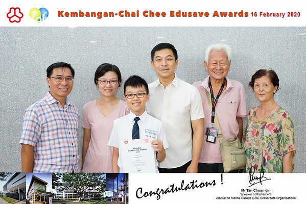 021620 Edusave Awards - Kampong Kembangan CC