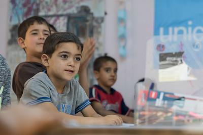 2018 - peace Zaatari