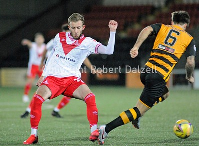 Airdrieonians v Alloa (0.2) Betfred Cup 7 10 20