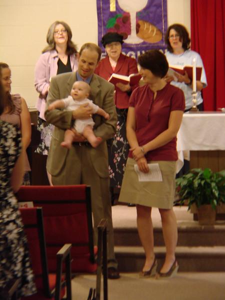 Park Street Christian Church Infant Dedication 2009 July 004.jpg