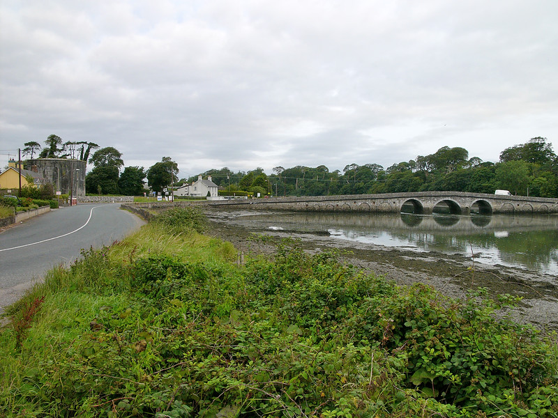Belvelly Brudge, Cóbh, County Cork, Eire - July 24, 2004