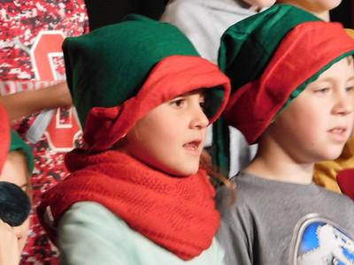 Second Grade Christmas Program