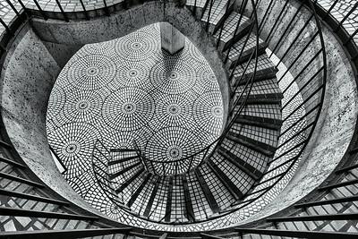 Embarcadero Center Stairs