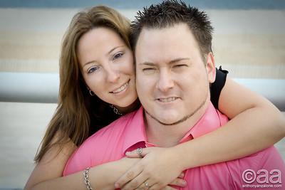 Melissa & A.J.'s Engagement Shoot