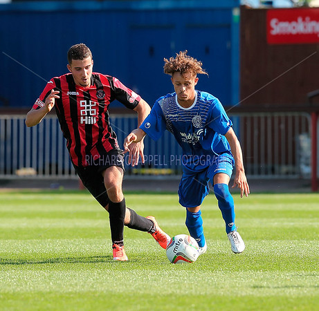 CHIPPENHAM TOWN V HISTON TOWN MATCH PICTURES 22nd Aug 2015